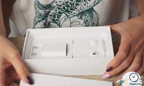 iPhone XS Max - нет переходника для наушников