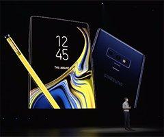 Презентация Galaxy Note 9