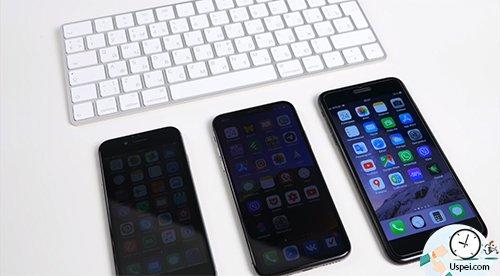 Размеры дисплеев iPhone - сравнение