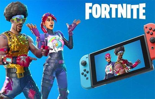 Sony подключилась к кросс-платформе в мультиплеере Fortnite