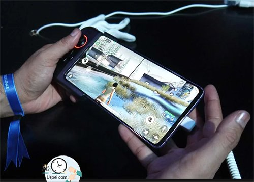 Huawei Mate 20 X геймпад