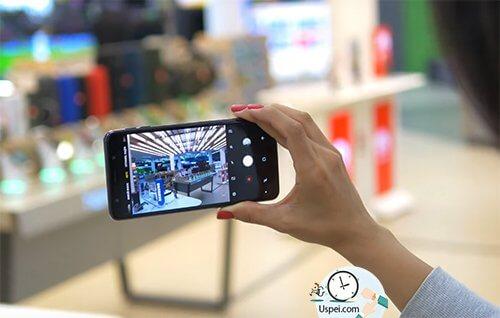 Как снимает Samsung Galaxy A7 2018 не хватает стабилизации