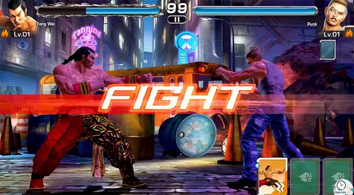 Tekken Mobile Tekken