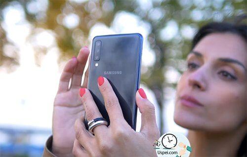 Как снимает Samsung Galaxy A7 2018 - альтернатив на сегодня нет