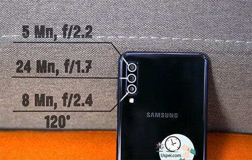 Как снимает Samsung Galaxy A7 2018 - какие камеры у него есть