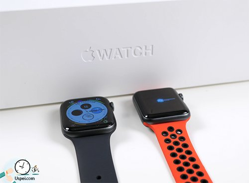 Сравнение Apple Watch 4 и Apple Watch 3