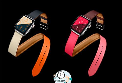 Коллекция ремешков Hermès пополнилась двумя цветами, цена 42 тысячи. Не за часы, а за ремешки!