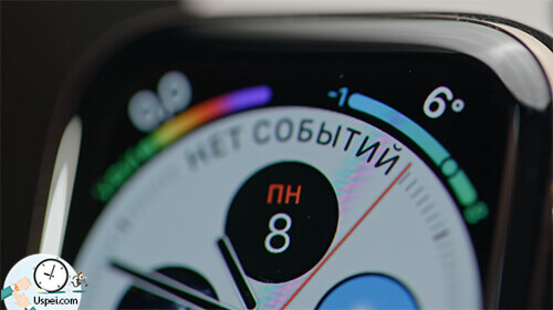 Недостатки Apple Watch Series 4