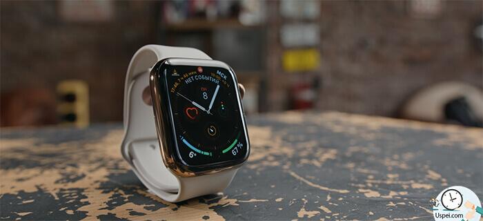 Apple Watch Series 4 - изменились габариты