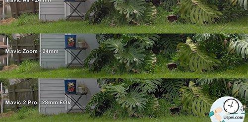 DJI MAVIC 2 PRO - сравнение видео на разных устройствах