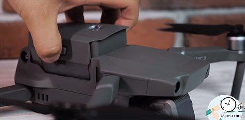 DJI MAVIC 2 PRO - изменился дизайн батарей