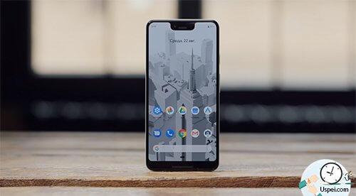 Google Pixel 3 – новые обои