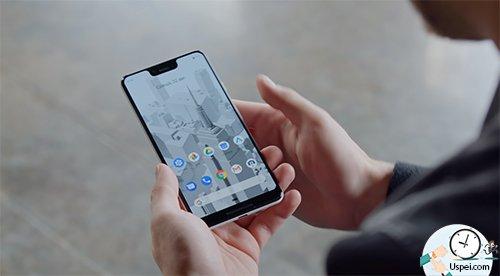 Google Pixel 3 – Телефон сделан из металла и стекла