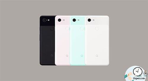 Google Pixel 3 – расцветки