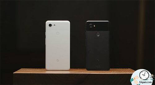 Google Pixel 3 – 3 XL остался в прежних размерах, он такой же как 2 XL