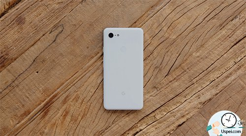 Google Pixel 3 – дизайн остался прежним