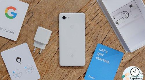 Google Pixel 3 – комплектация
