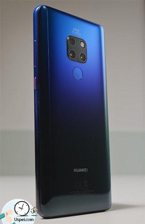 Huawei Mate 20 - батарея на 4000 миллиампер-часов