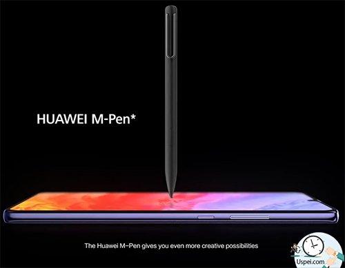Huawei Mate 20 X стилус