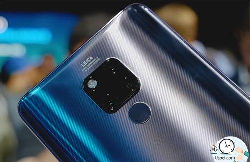 Huawei Mate 20 X 4 камеры и сенсор