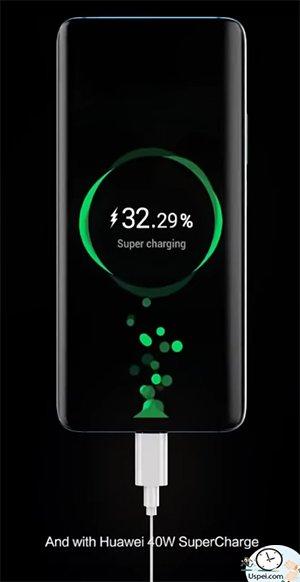 Huawei Mate 20 X 4 быстрая зарядка