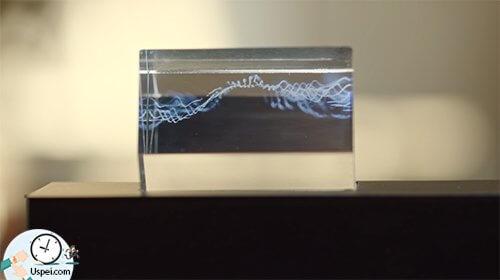 Колонка MeizuGravity - дисплей