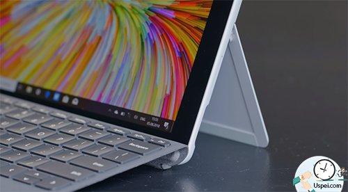 Microsoft Surface Go - как таковых глюков нет