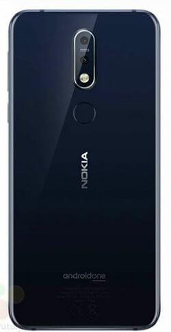 Очередной смартфон с челкой готовится выпустить Nokia
