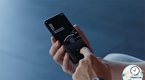 Oppo Find X Lamborghini Edition заставка