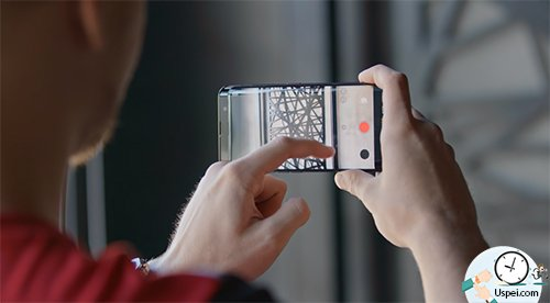Oppo Find X - двойная задняя камера