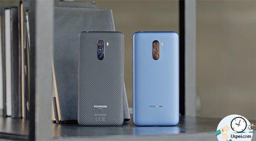 Pocophone F1 - топовый чип Snapdragon 845