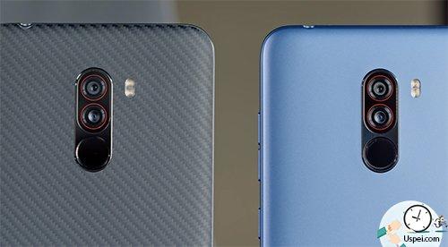 Xiaomi Pocophone F1 - до камерофона не дотягивает