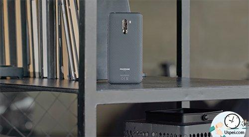 Xiaomi Pocophone F1 - стерео динамики