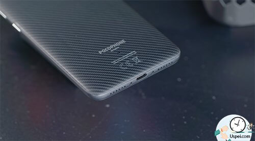 Xiaomi Pocophone F1 - микрофон динамик и миниджек