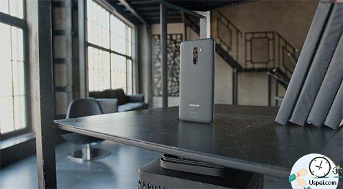 Xiaomi Pocophone F1 - в глобалке исправили все тормоза