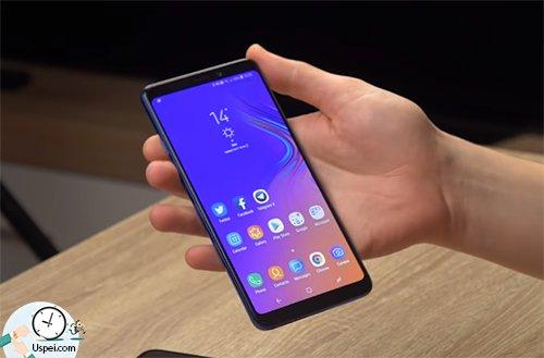 Очень большой размерчик Samsung GALAXY A9
