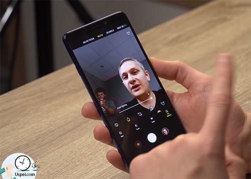 Samsung GALAXY A9 - для любителей Инстаграмм много разных плюшек