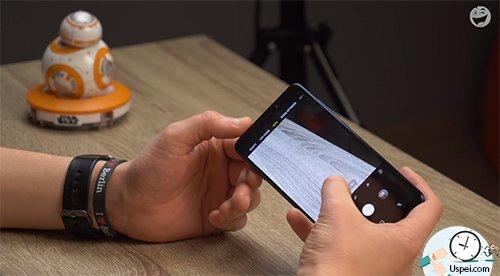 Samsung GALAXY A9 - три разных фокусных расстояния