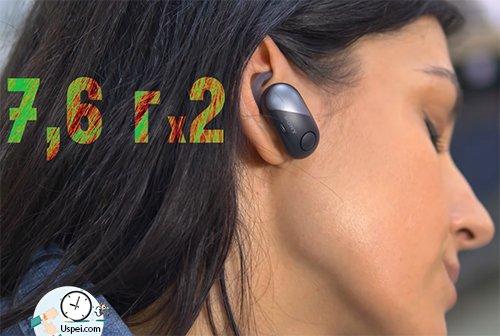 🎧 Sony WF-SP700N - легкие и компактные