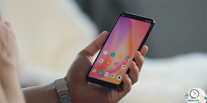 Xiaomi Mi 8 Lite - это не Amoled