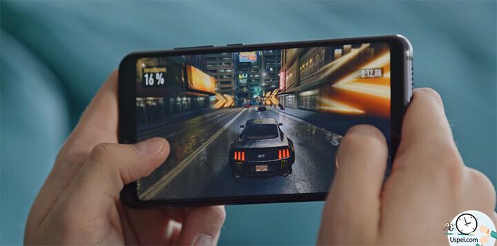 Xiaomi Mi 8 Lite - никаких подтормаживаний даже в играх - ну это круто!