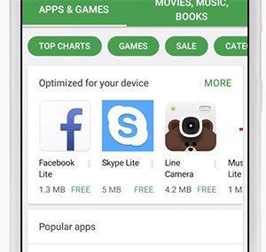 Чтобы по полной насладиться Android Go, нужно ставить специальные приложения