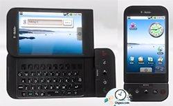В сентябре 2008 года Google представила Android 1.0 и HTC Dream, также известный как T-Mobile G1