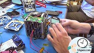 Nexus улетели в космос 21 апреля 2013 года во имя науки NASA запустило на околоземную орбиту три «телефоноспутника