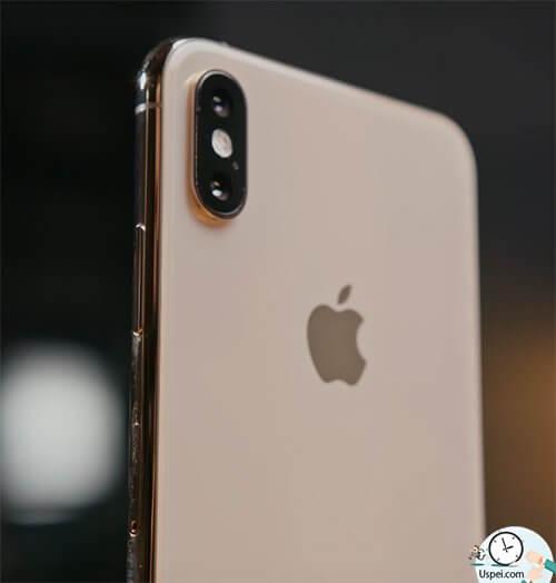Месяц с iPhone Xs и Xs Max - золотой цвет