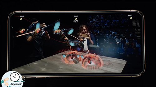 Месяц с iPhone Xs и Xs Max - новая Air стрелялка