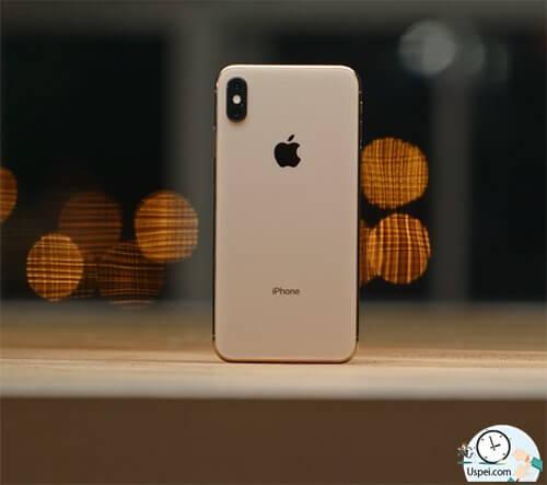Месяц с iPhone Xs и Xs Max - дизайн