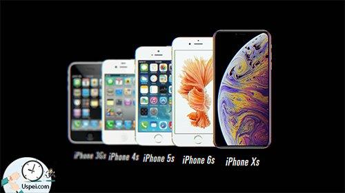 Месяц с iPhone Xs и Xs Max - откуда буква S?