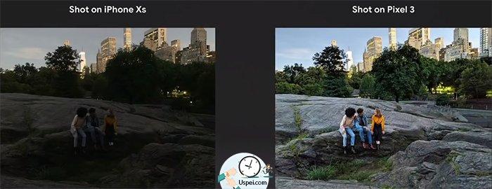 Новый флагман GooglePixel 3 иPixel 3 XL - пример фото