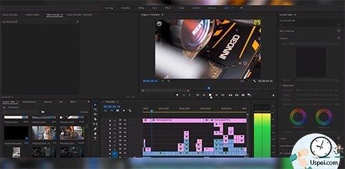 Оптимальная сборка ПК для видеомонтажа 4K в 2018 - рендер тестового проекта